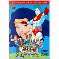 Captain Planet: The Original Animated Series Complete DVD Collection