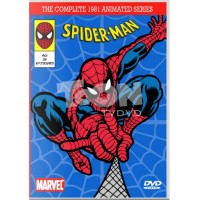 Spider-Man: The 1981 Animated Series Complete DVD Collection