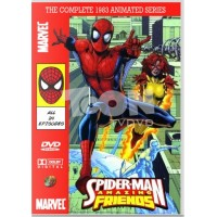 Spider-Man and his Amazing Friends 1983 Complete DVD Collection