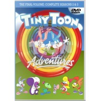 Tiny Toon Adventures Complete Seasons 2 & 3 DVD Collection